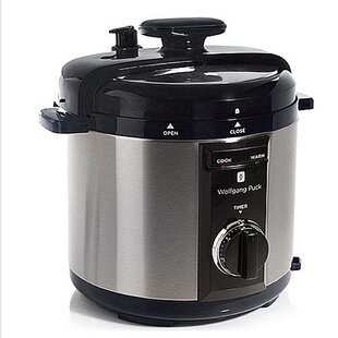 Wolfgang Puck® 8 Qt. Automatic Rapid Pressure Cooker