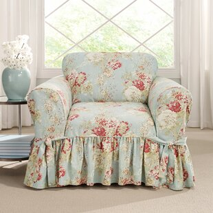 Ballad Box Cushion Armchair Slipcover