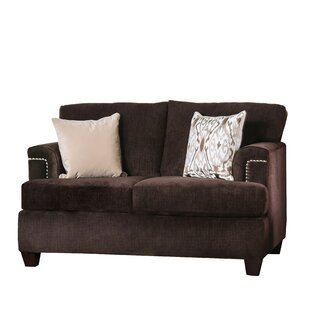 Price comparison Sereno Loveseat by Rosdorf Park Reviews (2019) & Buyer's Guide