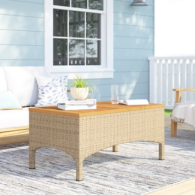 Murrow Coffee Table by Beachcrest Home