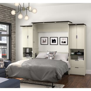 Shopping for Juniper Storage Murphy Bed by Latitude Run Reviews (2019) & Buyer's Guide