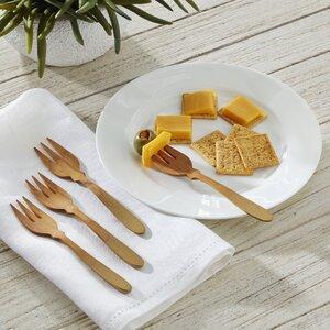Mabel Teak Fork Set