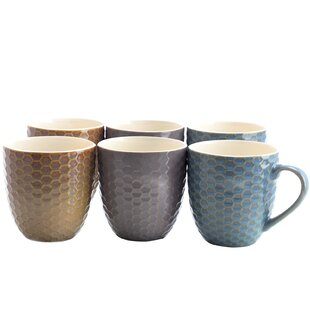 Harville Coffee Mug (Set of 6)