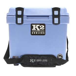 20 Qt. Summit Lid Cooler by K2 Coolers
