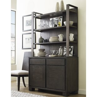 Helen Server with Hutch by Foundry Select