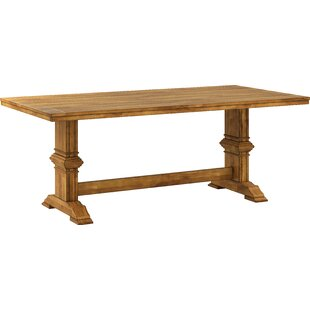 Fortville Solid Wood Dining Table