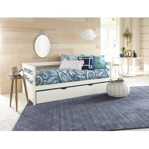 Felipe Daybed with Trundle by Harriet Bee Image