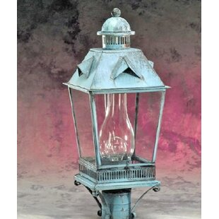 Inexpensive 900 Series Outdoor 1-Light Lantern Head By Brass Traditions