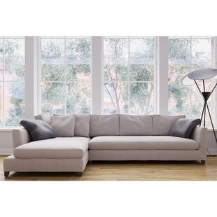 Bryleigh Sectional by Brayden Studio 2019 Coupon