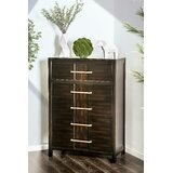 Brooten 5 Drawer Chest by Union Rustic