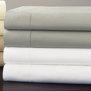 fiona 300 thread count egyptian quality cotton fitted sheet