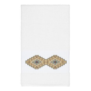 Embassy Embellished Turkish Cotton Bath Towel