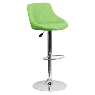 Adjustable Height Swivel Bar Stool Offex