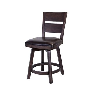 Pompano 24 Swivel Bar Stool (Set of 2) ECI Furniture