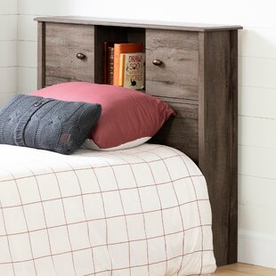 Affordable Vinbardi Twin Bookcase Headboard by South Shore Reviews (2019) & Buyer's Guide