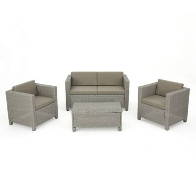 Patio Furniture Northville Mi.Furst Chaise Lounge With Cushion