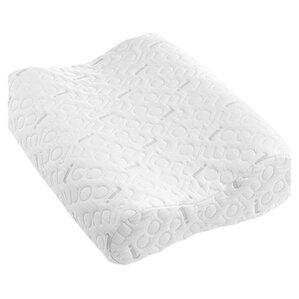 Contour Gel Memory Foam Standard Pillow by Luxury Home