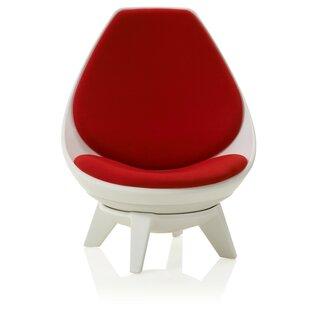 Sway Swivel Lounge Chair by KI Furniture