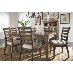 Penwortham 7 Piece Dining Set Three Posts
