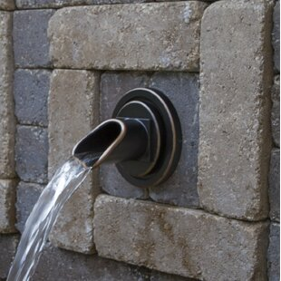 Br Wall Spout By Atlantic Water Gardens