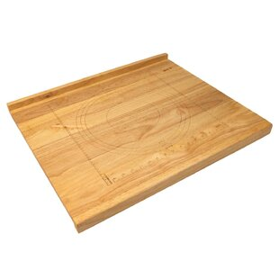 Reversible Wood Cutting Board