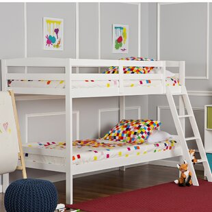 Affordable Taylor Twin over Twin Bunk Bed by Dream On Me Reviews (2019) & Buyer's Guide