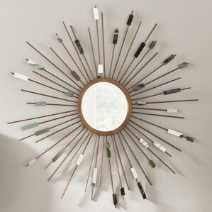 Orion Starburst Wall Mirror