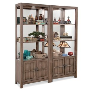 Shelia Standard  Bookcase by Darby Home Co