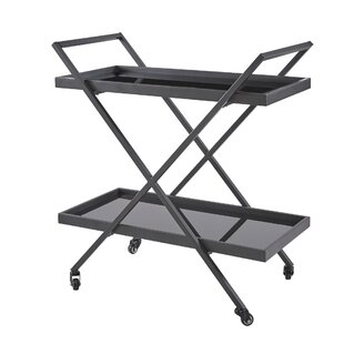 Beckson Bar Cart by Latitude Run