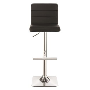 Groner Adjustable Height Bar Stool Set of 2 by Brayden Studio