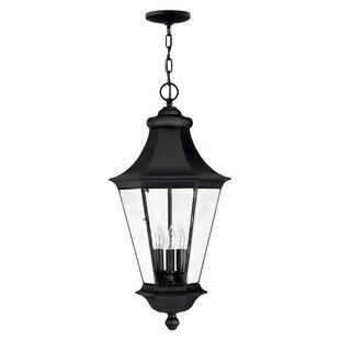 Searching for Senator 3-Light Outdoor Hanging Lantern By Hinkley Lighting