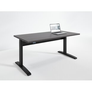 Danette Electric Height Adjustable Standing Desk by Symple Stuff Wonderful