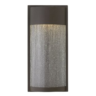 Great choice Shelter 1-Light Outdoor Sconce By Hinkley Lighting