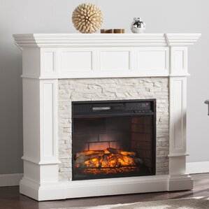 Fireplace & Mantel Packages You'll Love | Wayfair