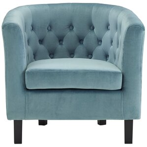 Oxford Velvet Chesterfield Chair by House of..
