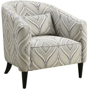 Alfhild Barrel Chair by One Allium Way