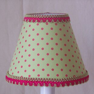 Wild Vines and Blossoms 11 Fabric Empire Lamp Shade