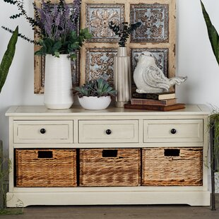 Compare & Buy Kirby 3 Drawer Storage Chest ByRosecliff Heights