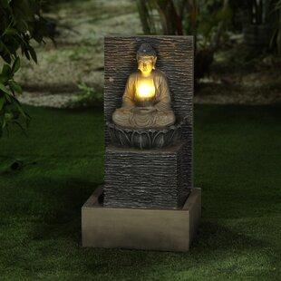 Outdoor Buddha Water Fountain Wayfair