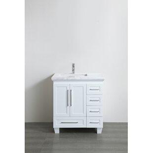 Kempst 31 inch  Single Bathroom Vanity Set