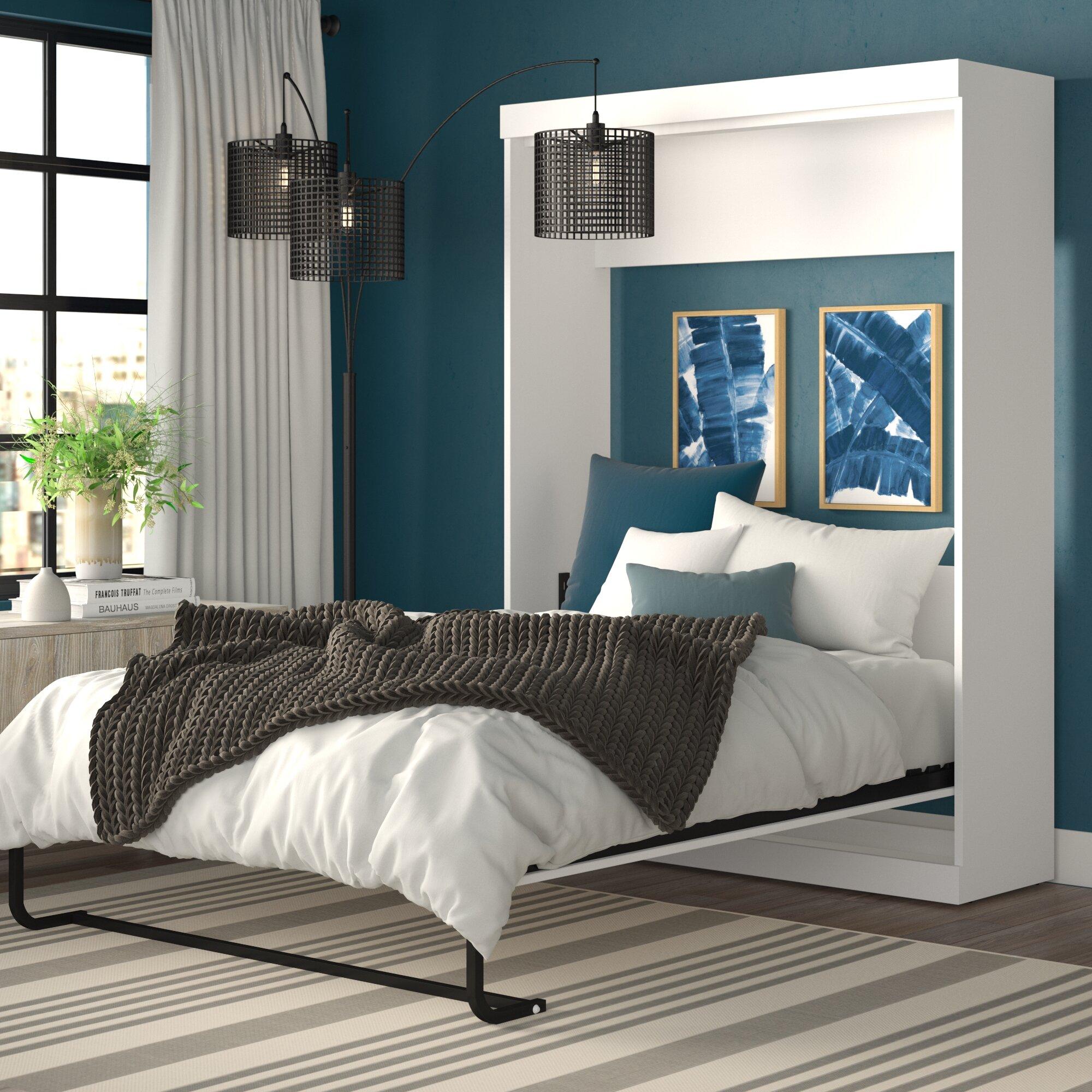 Zipcode Design Colquitt Murphy Bed Reviews