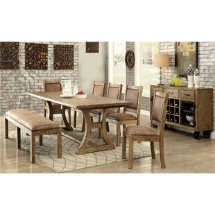 Coshocton Solid Wood Dining Table
