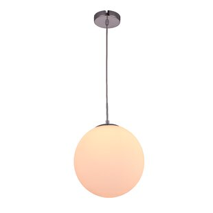 Great Price Opal 1-Light Pendant By Living District