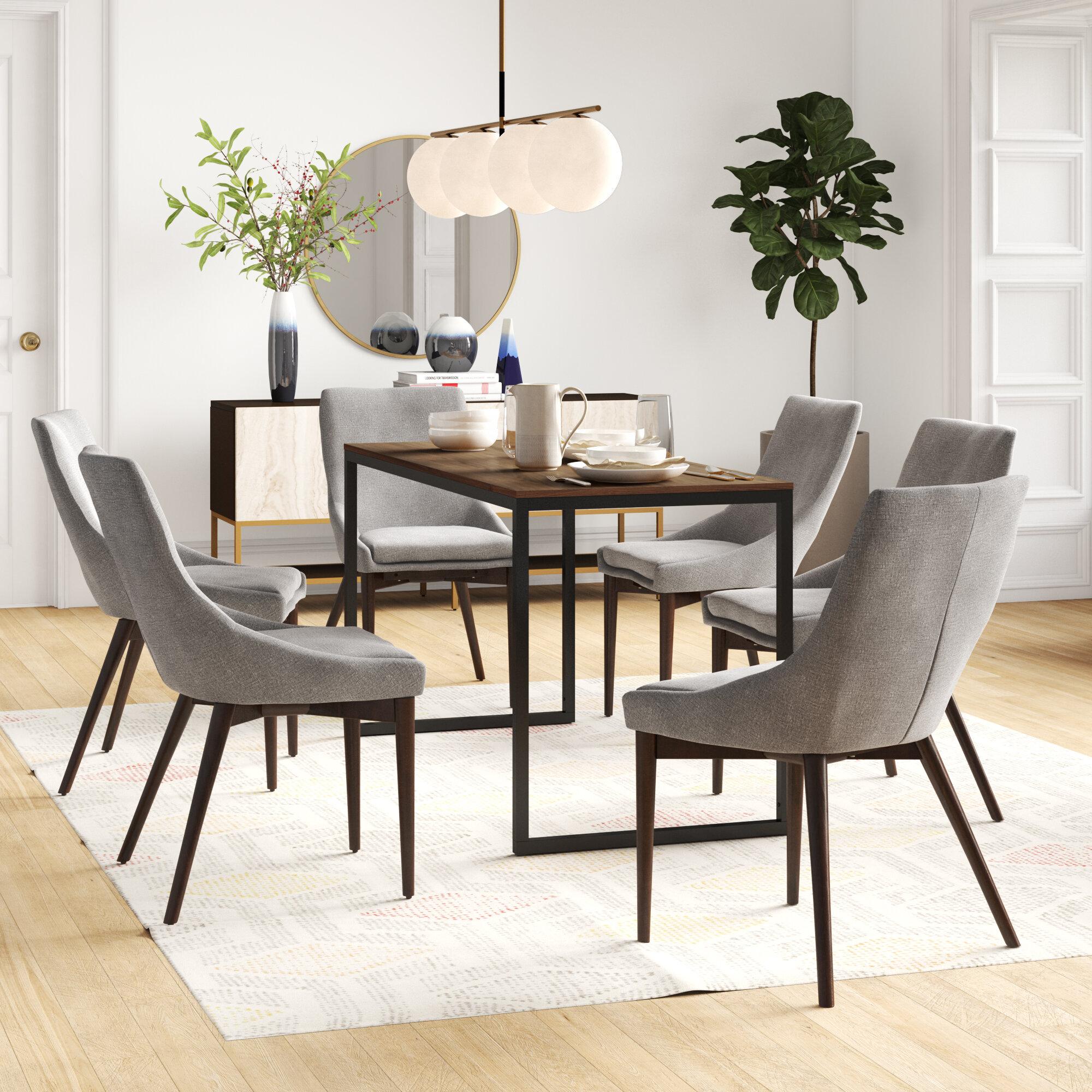 Foundstone Frida Dining Table Reviews Wayfair