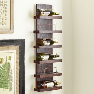 Cooperstown 6-Bottle Wine Rack by Birch Lane?