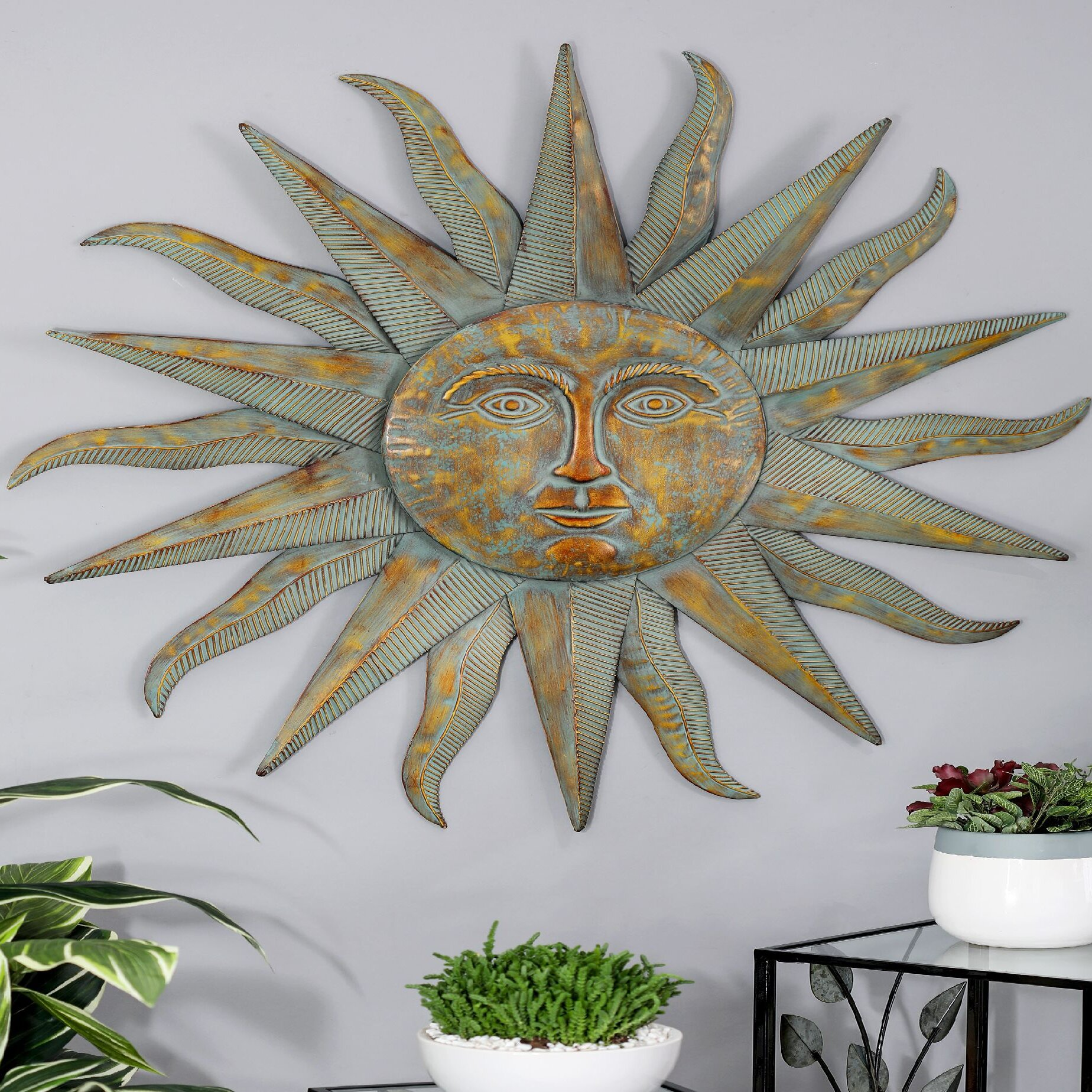 Large Outdoor Wall Decor Free Shipping Over 35 Wayfair