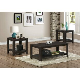 Exceptionnel Cochrane 3 Piece Coffee Table Set