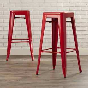 Causby 26.2 Bar Stool (Set of 2) by Brayden Studio