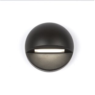 Inexpensive Landscape 1-Light Deck Light By WAC Landscape Lighting
