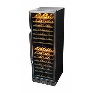 160 Bottle Dual Zone Convertible Wine Cellar